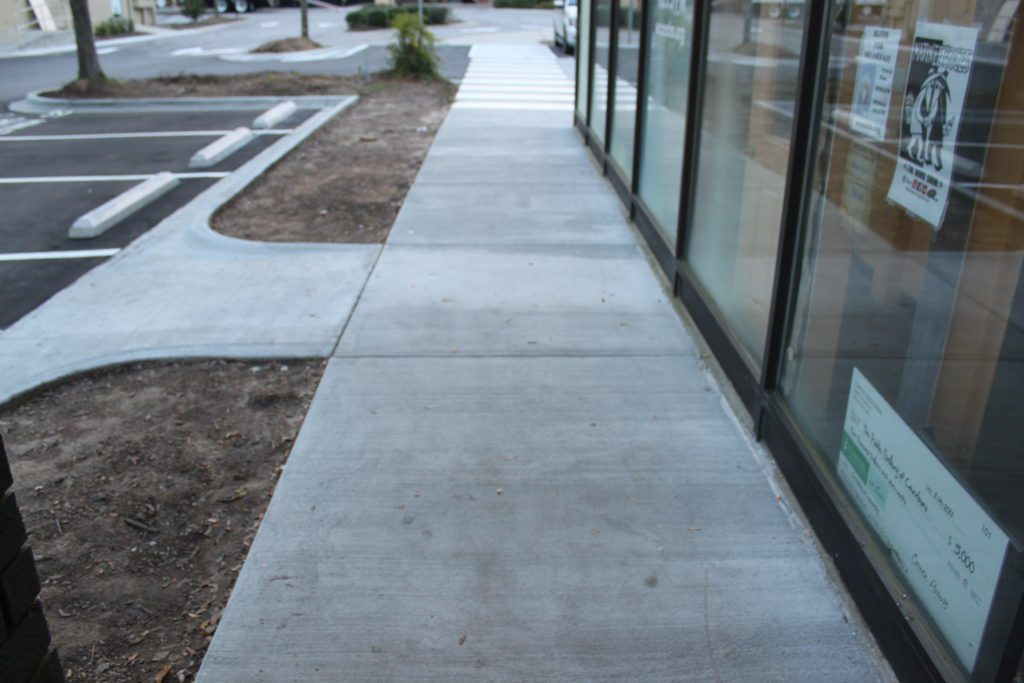 Commercial Concrete Services - Paving Professionals, Inc