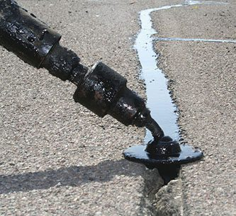 Asphalt Crack Filling